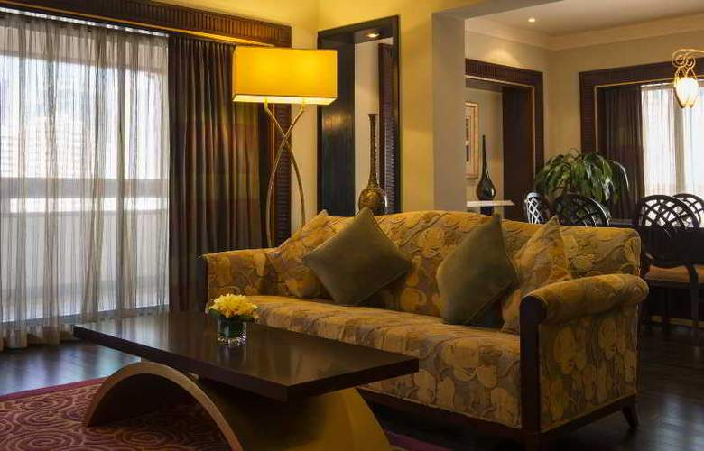 Le Meridien Abu Dhabi - Room - 22