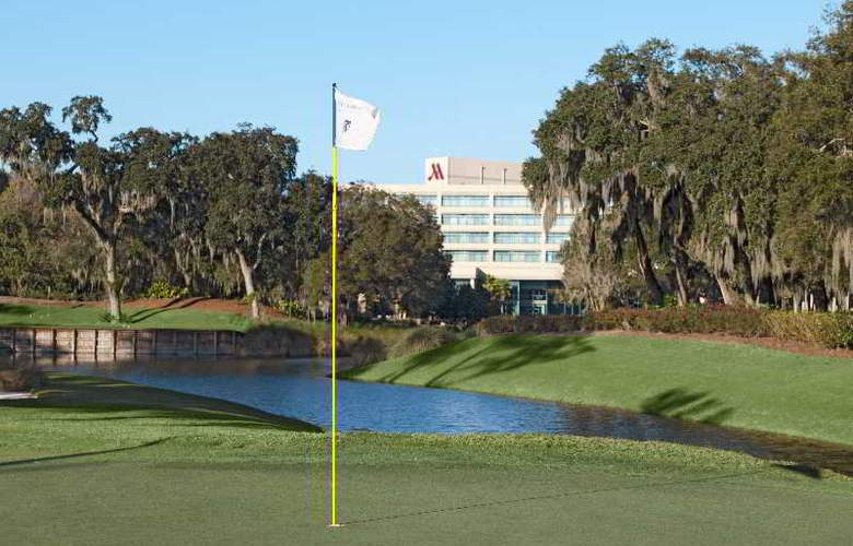 Sawgrass Golf Resort & Spa Marriott - Sport - 18