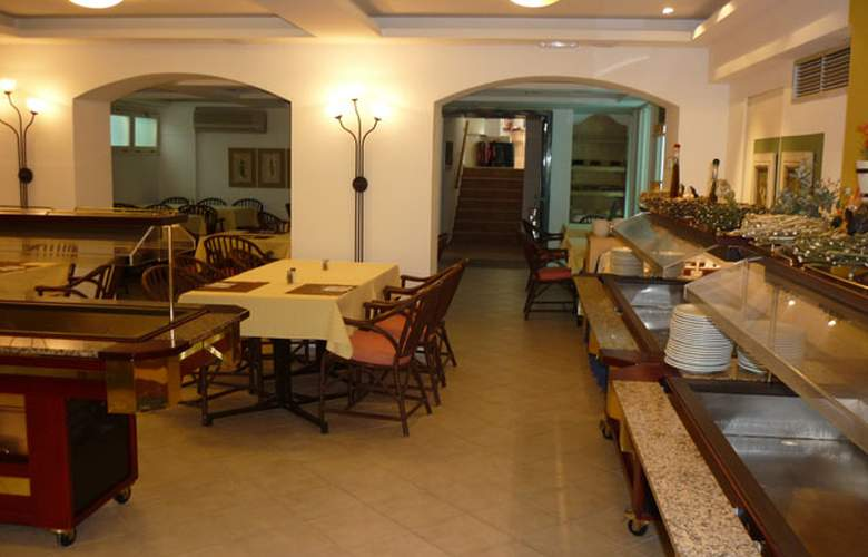 Elmi Suites - Restaurant - 21