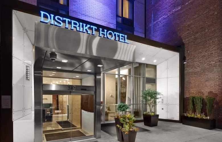 Distrikt New York City, an Ascend Collection - Hotel - 0