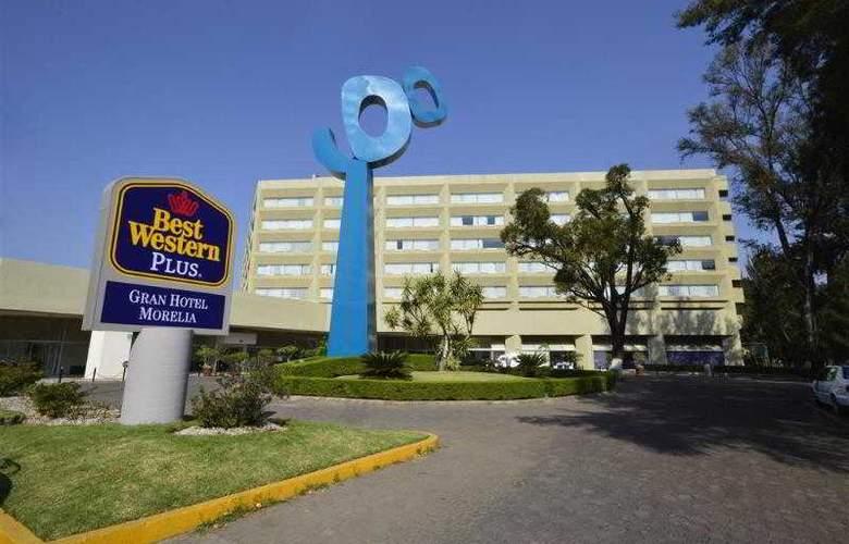 Best Western Plus Gran Morelia - Hotel - 72