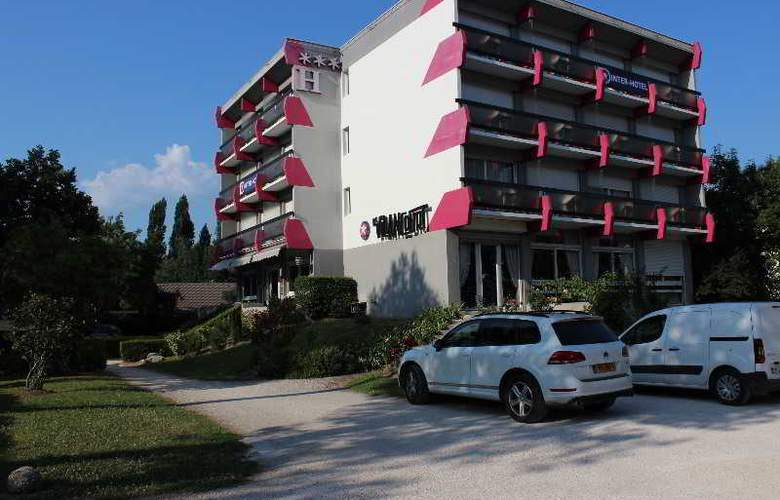INTER-HOTEL VILLANCOURT - Hotel - 0