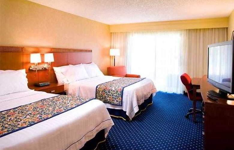 Courtyard Sacramento Rancho Cordova - Hotel - 9
