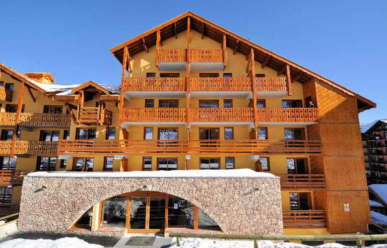 Les Balcons de Sirius - Hotel - 0