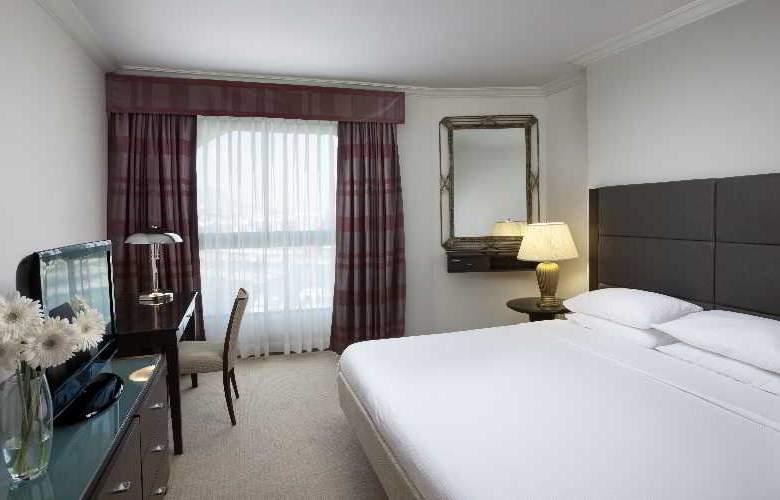 Hilton Eilat Queen of Sheba hotel - Room - 12