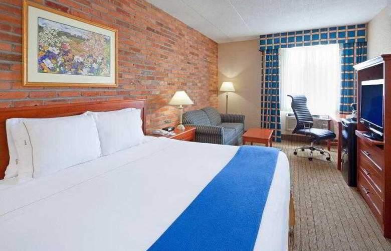 Holiday Inn Express Toronto East - Hotel - 7