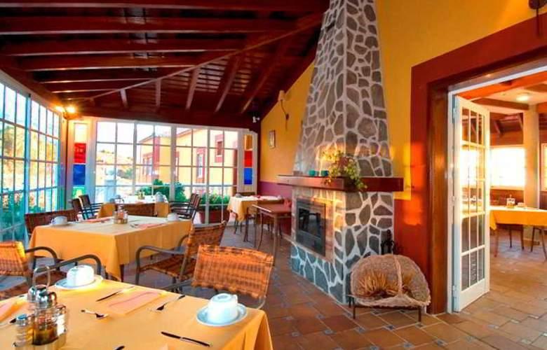 Breñas Garden Aparthotel - Restaurant - 10