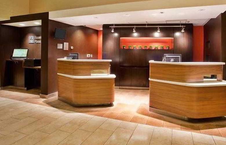 Courtyard Salt Lake City Airport - Hotel - 9