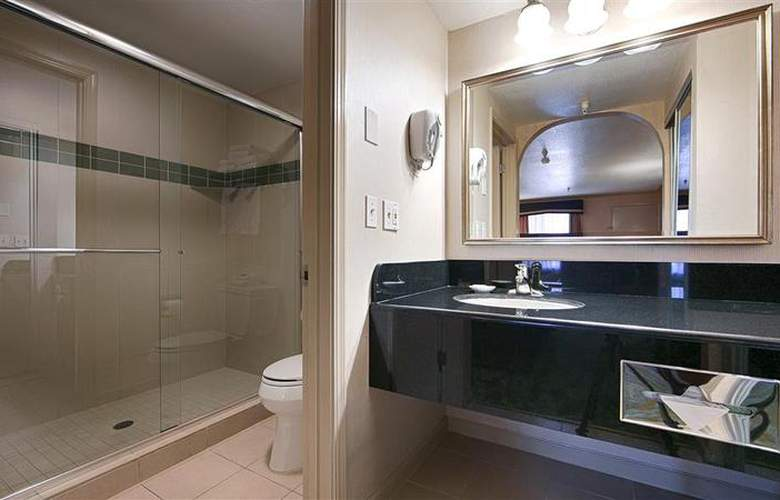 Best Western Plus Executive Suites - Room - 43