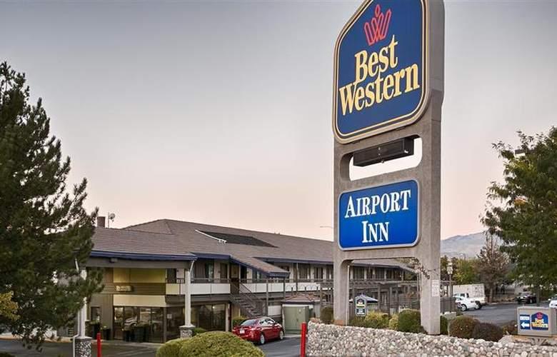 Best Western Airport Inn - Hotel - 47