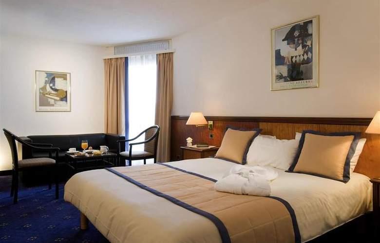 Mercure Plaza Biel - Room - 52