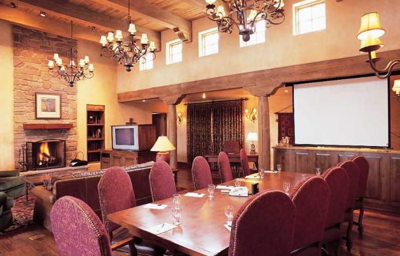 Bishops Lodge Ranch Resort And Spa - Conference - 3