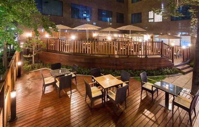 Golden Seoul Hotel - Terrace - 69
