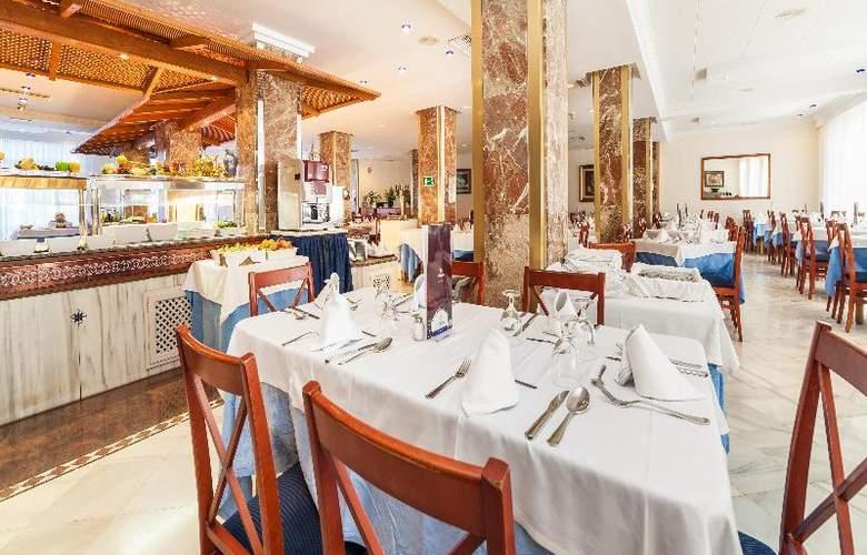 Globales Condes de Alcudia - Restaurant - 22