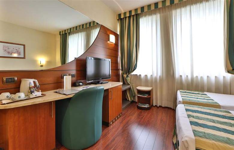 Best Western Mirage Milano - Room - 63