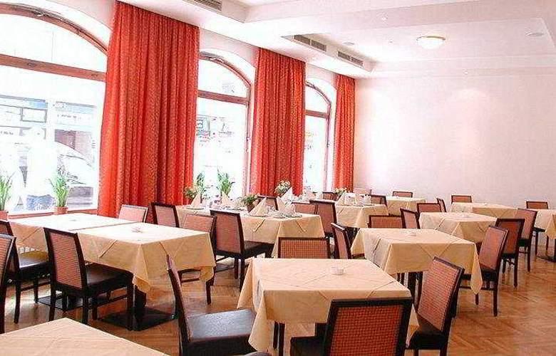 Hotelissimo Haberstock - Restaurant - 4