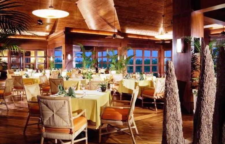 Fairmont Mayakoba - Restaurant - 38