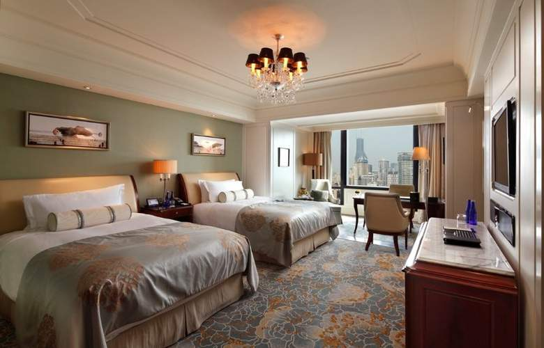 Waldorf Astoria Shanghai on the Bund - Room - 19