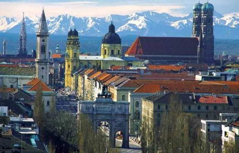 Courtyard Munich City Center - Hotel - 16