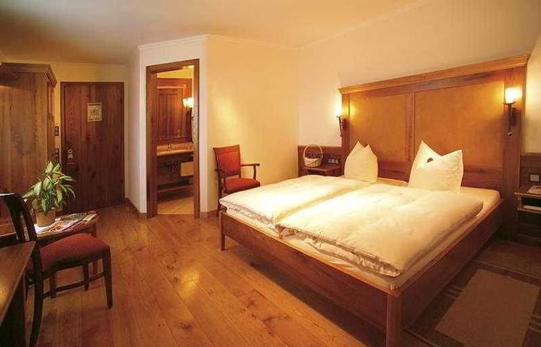 mD-Hotel Landgasthof Hirsch - Room - 3