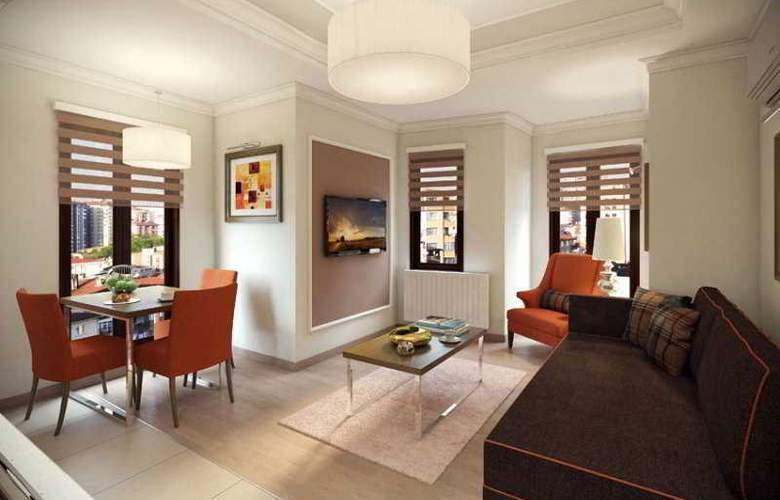 Collage Cihangir 55 - Room - 1