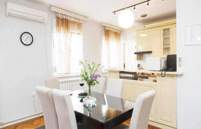 One Bedroom Apartment Hip & Spacious - Hotel - 17