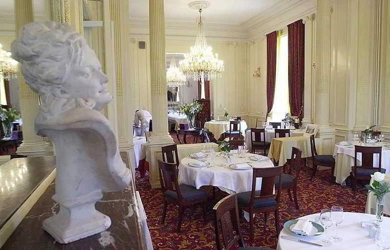 L'Orangerie du Chateau - Restaurant - 7