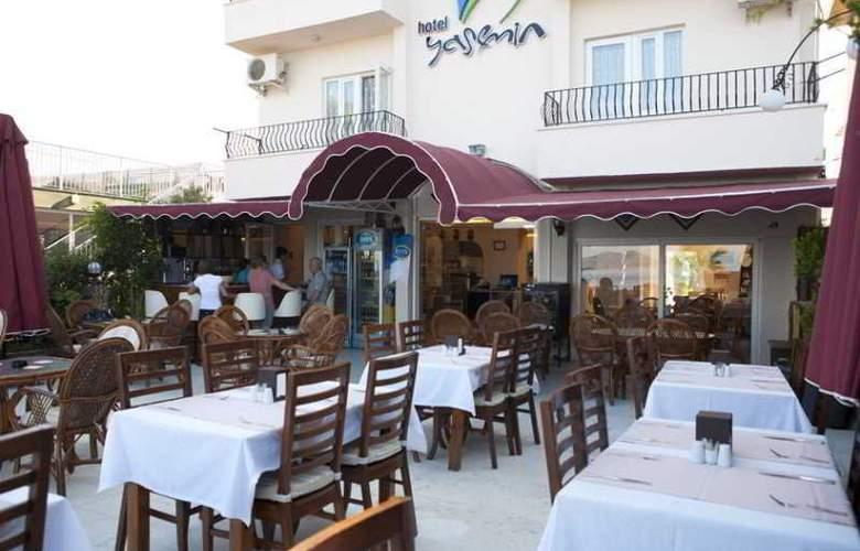 Yasemin Hotel - Restaurant - 2