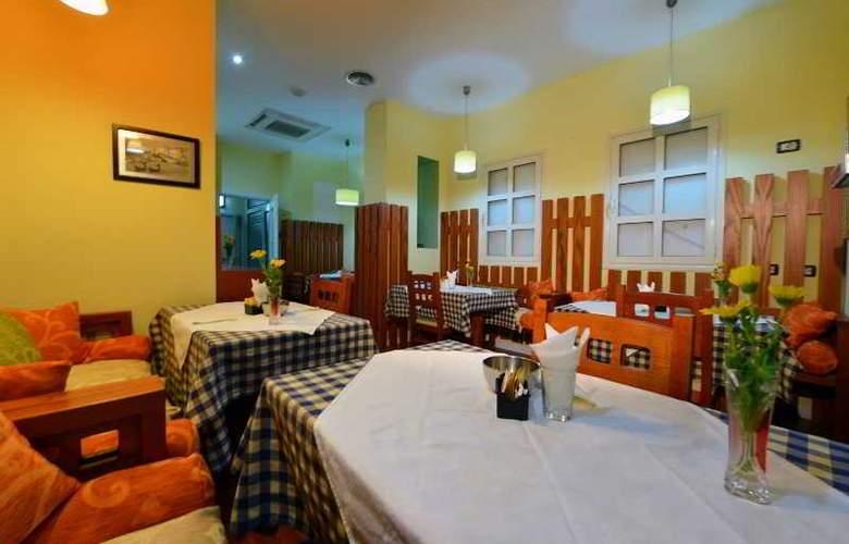 City Tirana - Restaurant - 13