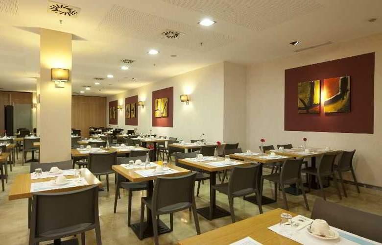 Vertice Sevilla - Restaurant - 22