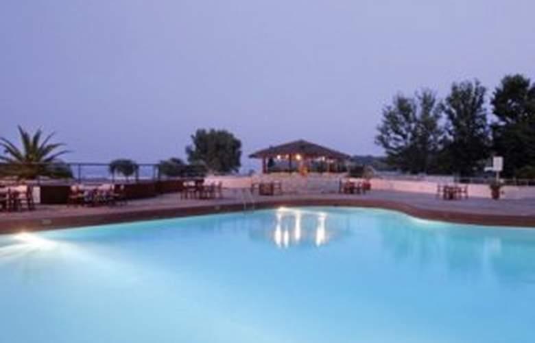Corfu Chandris - Pool - 7