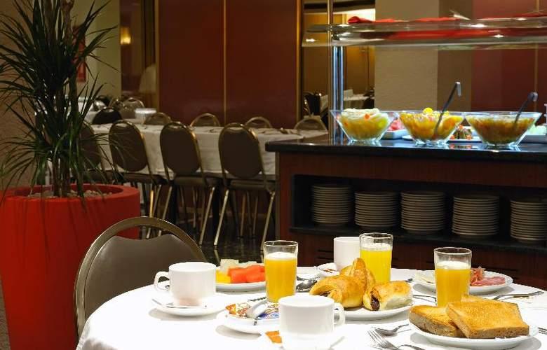 Kyriad Andorra Comtes d'Urgell - Restaurant - 19