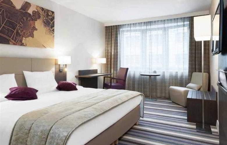Mercure Brussels Centre Midi - Hotel - 60