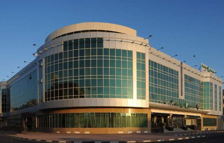 Holiday Inn Bur Dubai - Embassy District - Hotel - 0