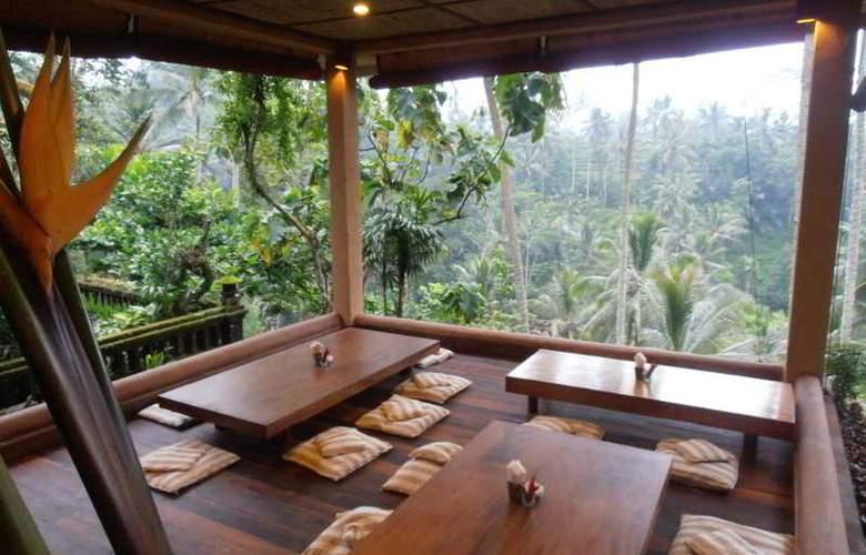 The Kampung Resort Ubud - Restaurant - 27