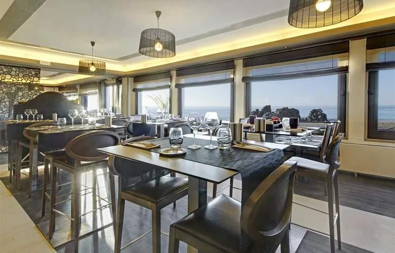 Best Western Hotel de la Plage - Restaurant - 47