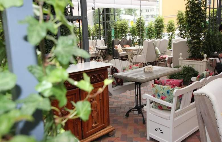 Kebur Palace - Restaurant - 18