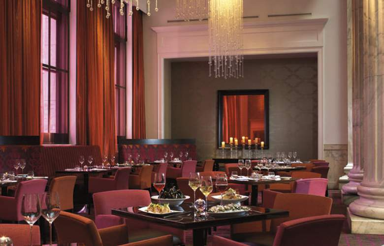 The Ritz-Carlton Philadelphia - Restaurant - 4