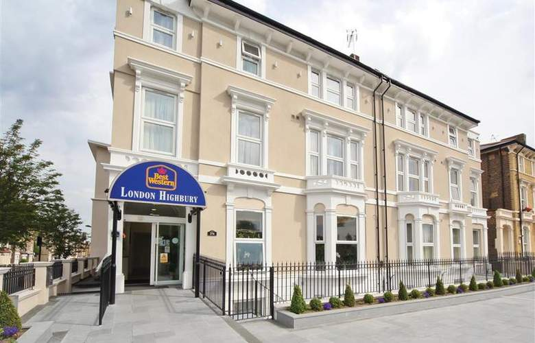 Best Western London Highbury - Hotel - 15