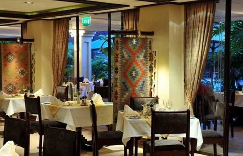 Nairobi Serena - Restaurant - 9