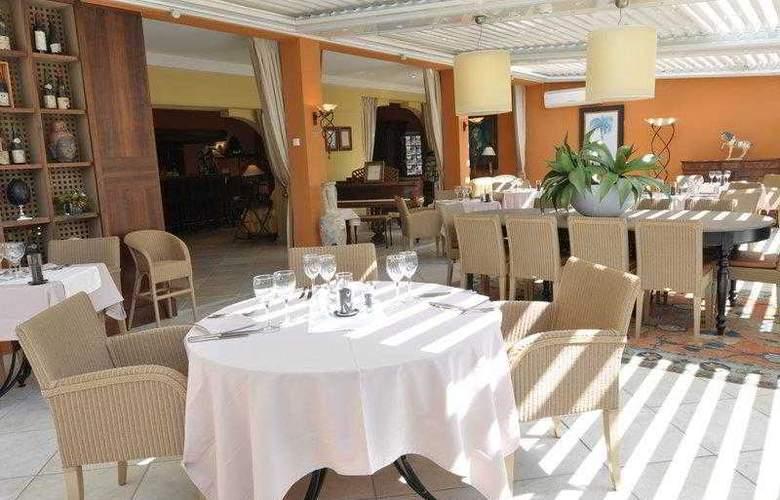 Best Western Hotel Montfleuri - Hotel - 22