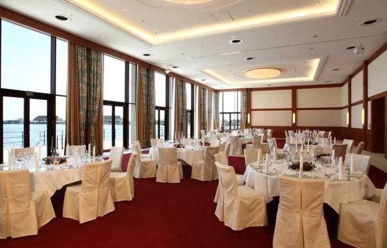 Atlantic Hotel Wilhelmshaven - Conference - 6