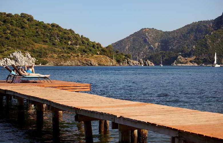 Sentido Orka Lotus Beach Hotel - Beach - 11