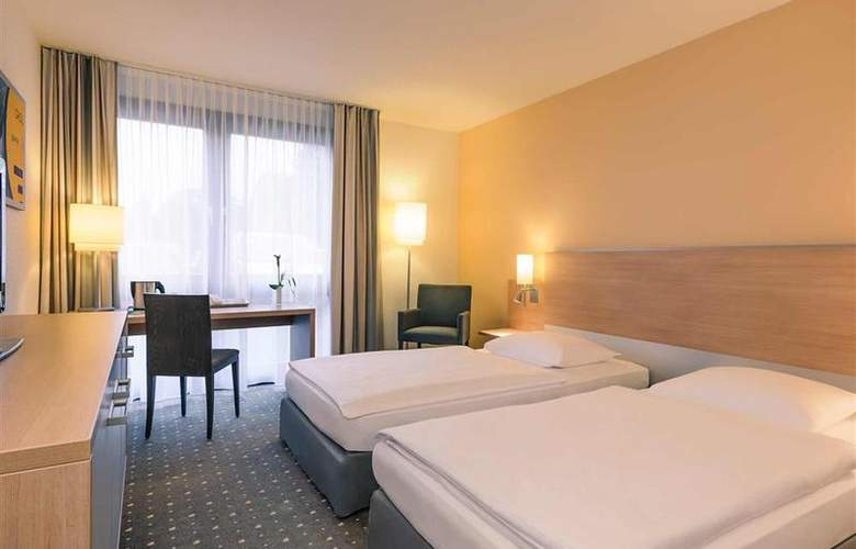 Mercure Frankfurt Airport - Room - 17