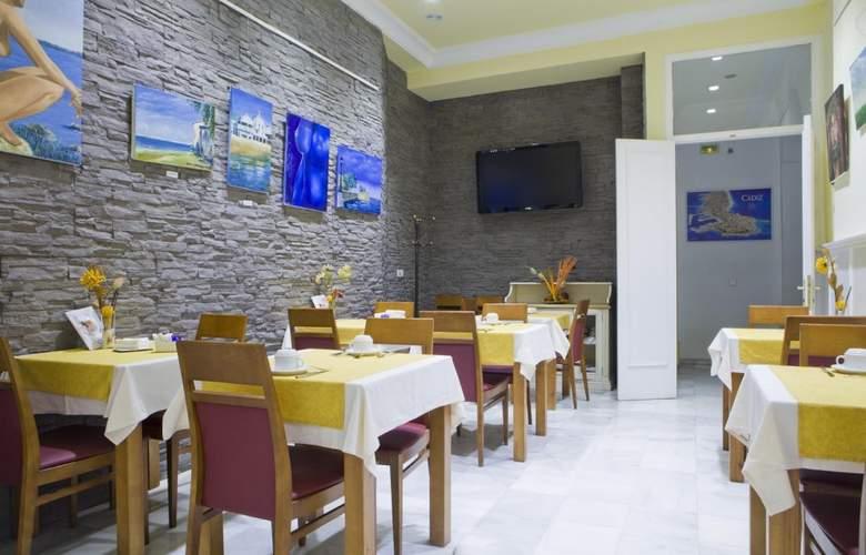 Las Cortes de Cadiz - Restaurant - 16