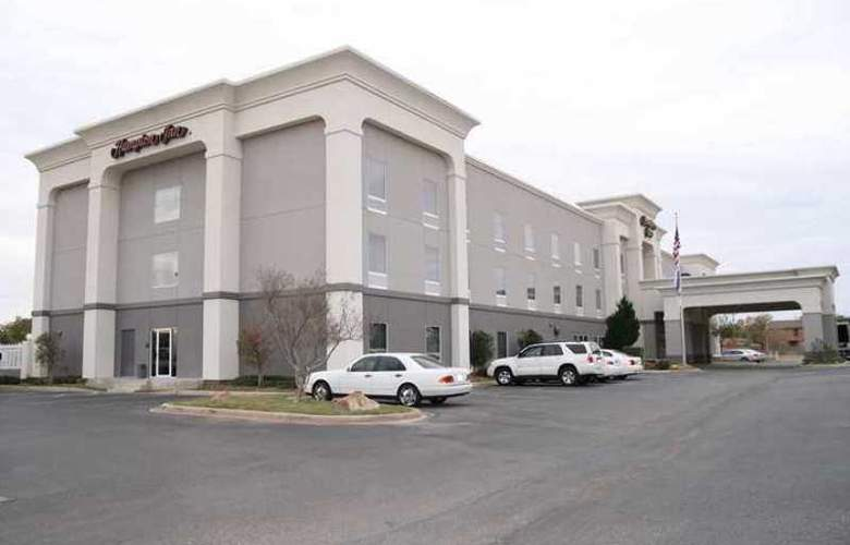Hampton Inn Odessa - Hotel - 0