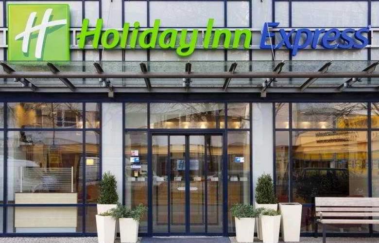 Holiday Inn Express Berlin City Centre - General - 1