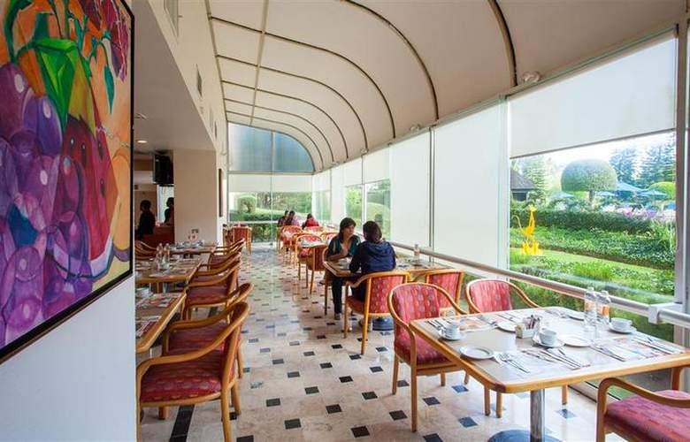 Best Western Plus Gran Morelia - Restaurant - 220