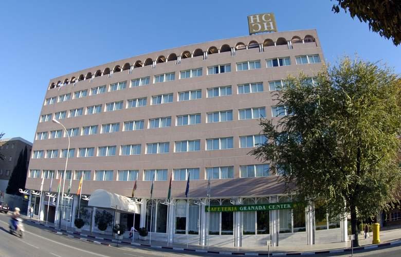 Granada Center - Hotel - 0