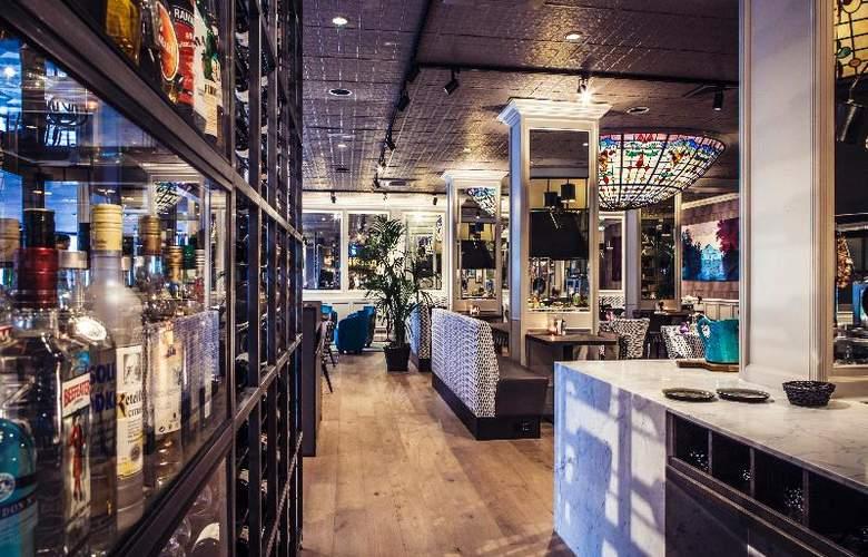 Carlton Square Hotel Haarlem City Centre - Bar - 8